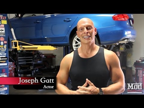 Game Of Thrones Actor Joseph Gatt Stops By With His Audi S4  Pt. 1