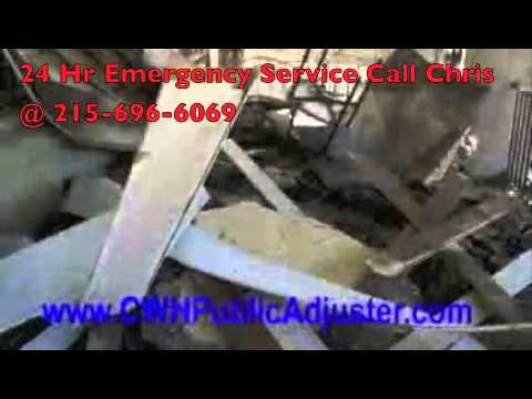 Homeowners Philadelphia PA, NJ Insurance Claim Public Adjuster, Property Damage Loss Consultants