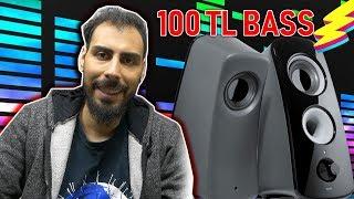 100 TL SES SİSTEMİ TOPLAMA! Bass Canavarı 2.EL HOPARLÖR
