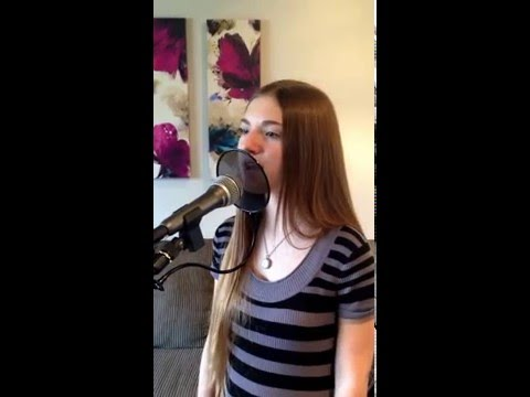"""A Thousand Years"" - Christina Perri - Cover by Brenly Zacharias"