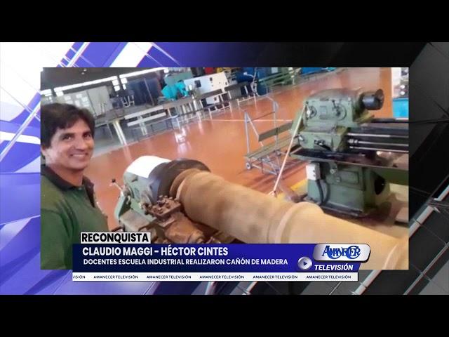 CLAUDIO MAGGI - HÉCTOR CINTES