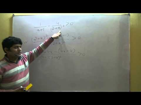 Class 12 Maths CBSE - Increasing Decreasing Functions Introduction