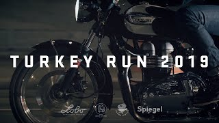 The 2019 Union Garage Turkey Run