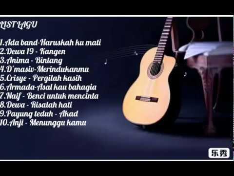 Kumpulan cover lagu Indonesia versi akustik