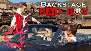 Настя Кудри - Bad Boy (Backstage)
