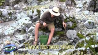 Where To Look For Gold #10 - High Bank Crevicing The Klamath