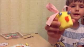 Технология 3 класс: колпачок Цыплёнок