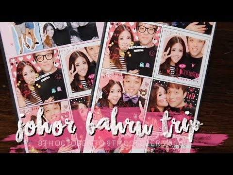 2D1N Johor Bahru Trip (KSL Resort, IT Roo Cafe, etc!) | thatxxRin