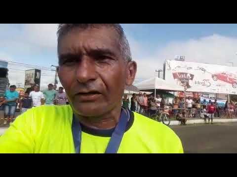 Chiquinho do SAAE participa da corrida em Codó
