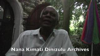 Ati Max G. Beauvoir Interview - Part 1 - Chef Supreme du Voudu Haitien - Earthquake in Haiti