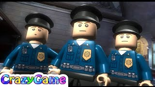 #LEGO #Batman Complete Walkthrough #22 Stealing the Show (4K)