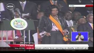 Kenyan government takes over preparations for state burial of former First Lady Lucy Kibaki
