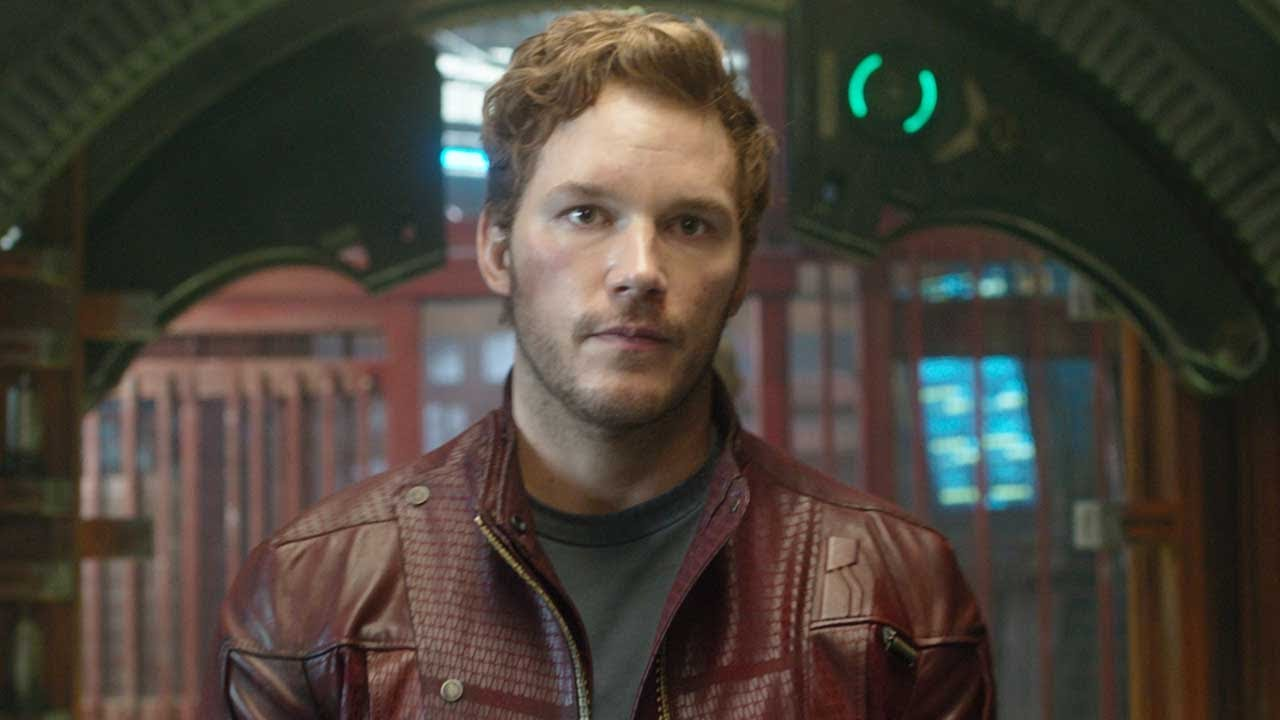 AVENGERS: INFINITY WAR Aftermath - The (de)Evolution of Chris Pratt's Star-Lord 2