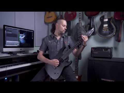 Caparison Dellinger II FX-AM / Mesa Boogie Mark V:25 / Torpedo Live