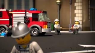Мультфильм LEGO City ʺПогоняʺ