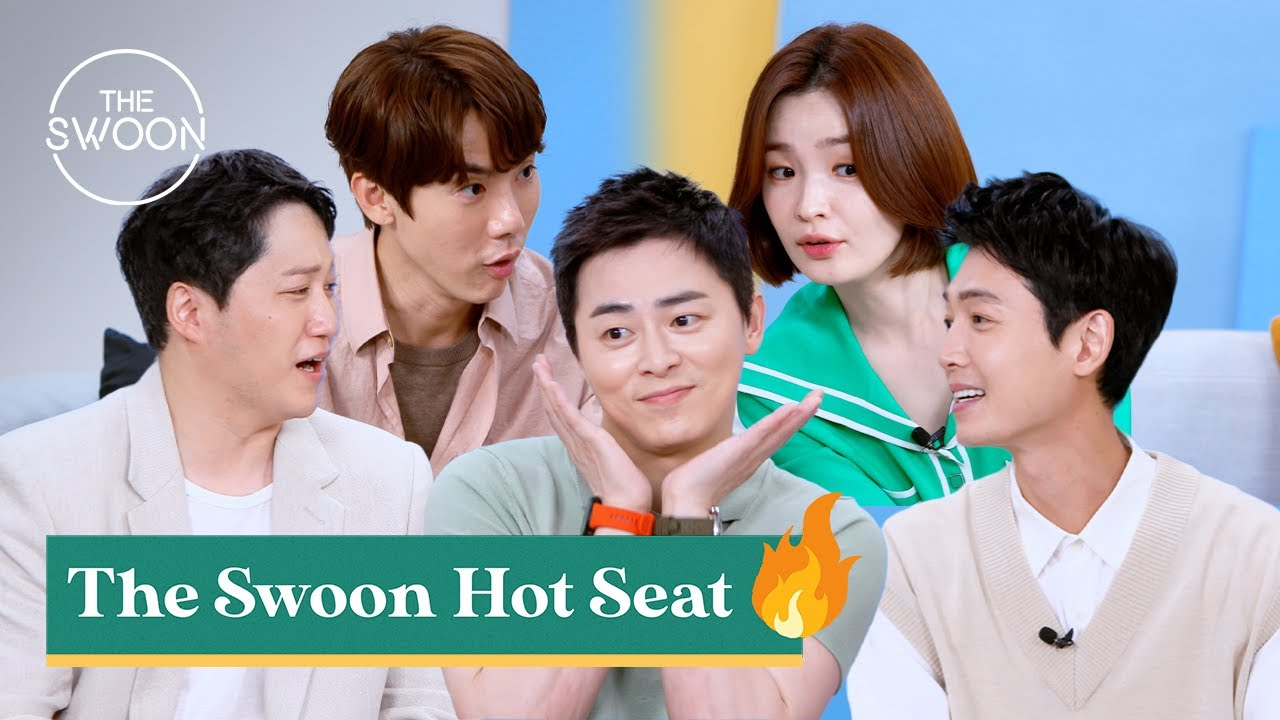Download Cast of Hospital Playlist competes to raise each other's heart rate | The Swoon Hot Seat [ENG SUB]