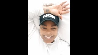 A special message from Janet for her fans.