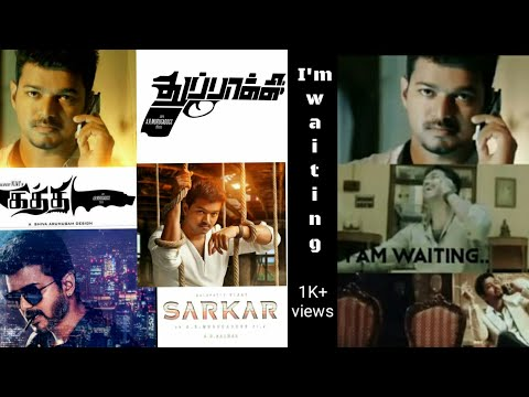 Sarkar interval HD   Thuppaki to sarkar   i'm Waiting   Thuppaki to Sarkar