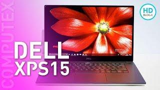 Dell XPS 15 finalmente OLED! Anteprima Computex 2019