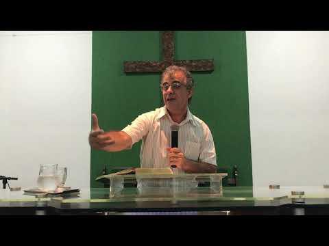 O Tempo de Deus - Presb. Erli Moura