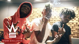 """GlitchMan - """"Bless Em"""" feat. Peso Chamberlain & Toosii (Official Music Video - WSHH Exclusive)"""