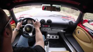 2005 Lotus Elise Driving Review