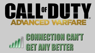 Call of Duty Advanced Warfare - Connection Problems, Scorestreaks Underpowered