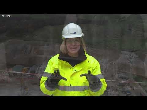 North Yorkshire's Potash Mine | ITV News