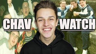 THE UK'S DODGIEST CHAVS | THE CHAV WATCH