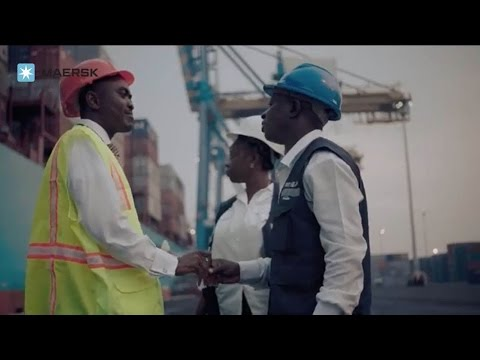 We are Maersk – Corporate Film for Africa 2015
