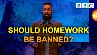 Should homework be banned? | The Ranganation - BBC