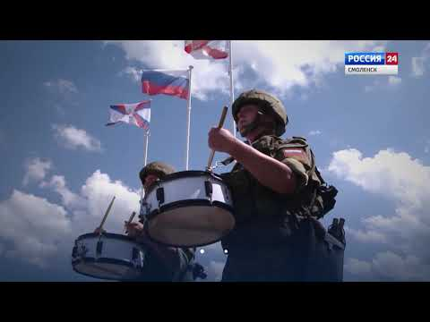 Специальный репортаж_144-я мотострелковая Ельнинская дивизия