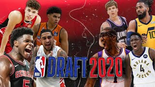 2020 NBA Draft Comparisons..! (Part 1)