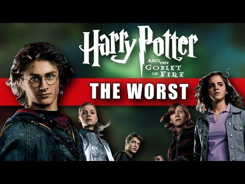 Why the Goblet of Fire is My Least Favor