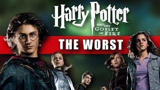 Why the Goblet of Fire is My Least Favorite Harry Potter Movie (Out of