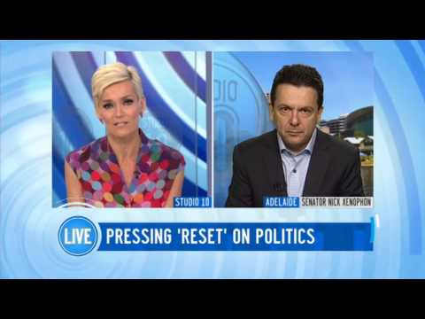 Nick Xenophon's New Party