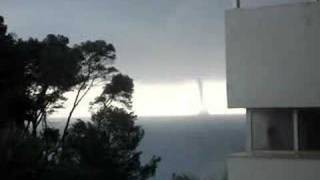 Nuevo Tornado en Palma de Mallorca 17-10-07 Parte 2