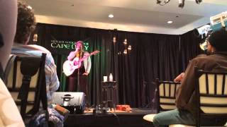 Cape May Singer Song Writer 2014