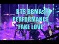 BTS BBMAs PERFORMANCE FAKE LOVE fancam