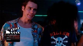 """Фильм """"Эйс Вентура розыск домашних животных"""", Эйс Вентура и Cannibal Corpse"""