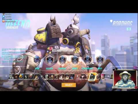 T-Pain Can't Get Enough Of Twitch- OVERWATCH