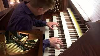 Dick Hyman's Variations on Shenandoah performed by Adam Brakel