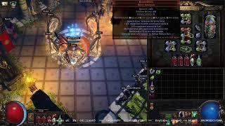 POE 3.10 3x Slum Lord Elegant Hubris Jewel - Scion Animate Guardian/Weapon