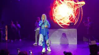Bilal Hassani - Roi (France) 🇫🇷 live in Wiwi Jam party Eurovision 2019