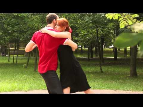 Летняя танго-прогулка в парке