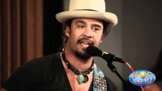 "Michael Franti and Spearhead - ""Say Hey (I Love You)"" at KFOG Radio"