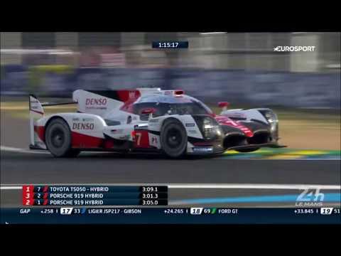 Le Mans lap record - #7 Toyota Gazoo Racing