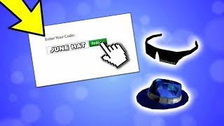 *JUNE* ALL WORKING PROMO CODES ON ROBLOX 2019| ROBLOX PROMO CODE (NOT EXPIRED)