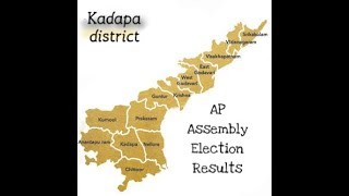 AP Assembly Election Results part 1 ( kadapa district results )