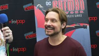 NYCC 2019 Batman Beyond Cast and Creator Interviews